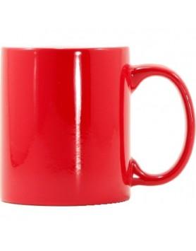 Ceramic Coffee Mug Red