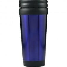 Travel Coffee Mug Blue 410ml