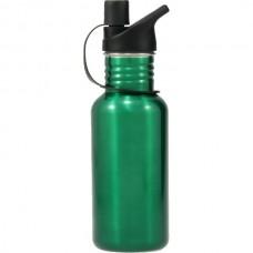 Stainless Steel Water Bottle Green 740ml
