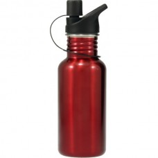Stainless Steel Water Bottle Red 500ml