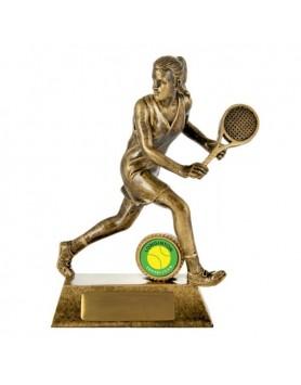 Tennis All Action Hero Female 180mm
