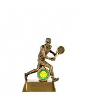 Tennis All Action Hero Male 140mm