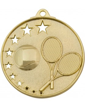 Tennis Hollow Star Series 52mm - Gold
