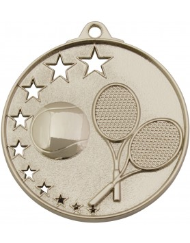 Tennis Hollow Star Series 52mm - Silver