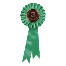 Rosette Dark Green 100 x 205mm