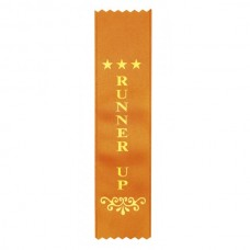 Ribbon Runner Up Orange