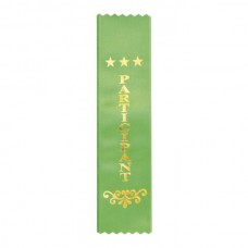 Ribbon Participant Light Green