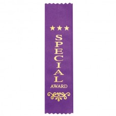 Ribbon Special Award Purple