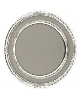 Nickel Plated Tray 200mm