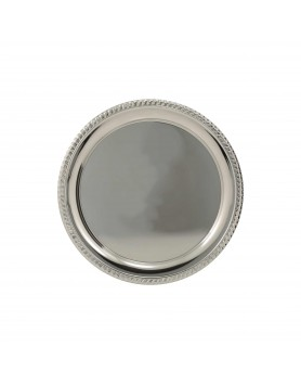 Nickel Plated Tray Classic 200mm