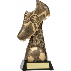 Soccer Raised Boot Gold 150mm