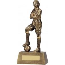 Soccer Female Hero Series 160mm