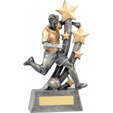 Soccer Male Sentinel Trophy 160mm