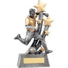 Soccer Male Sentinel Trophy 160mm