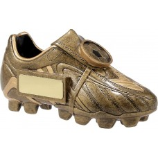 Soccer Boot Gold 65mm