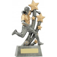 Soccer Female Sentinel Trophy 160mm