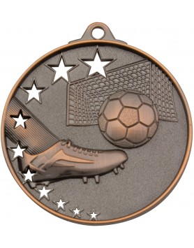 Soccer/Football Hollow Star Series 52mm - Bronze