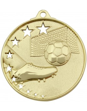 Soccer/Football Hollow Star Series 52mm - Gold