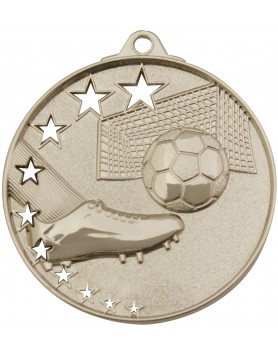 Soccer/Football Hollow Star Series 52mm - Silver