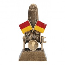Surf Lifesaving Resin Trophy 160mm