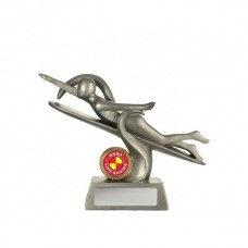 Surf Lifesaving All Action Hero 125mm