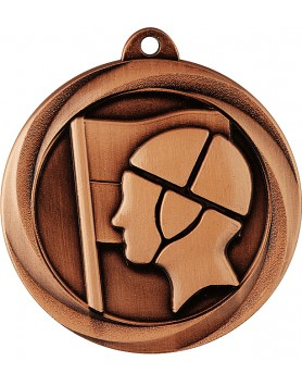 Medal - Surf Life Saving Bronze 50mm