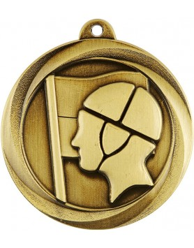 Medal - Surf Life Saving Gold 50mm