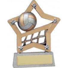 Volleyball Mini Star Series 130mm